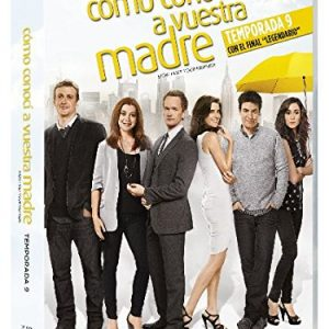Cmo-Conoc-A-Vuestra-Madre-Temporada-9-DVD-0