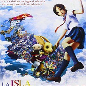 Dvd-La-isla-de-los-recuerdos-y-el-espejo-mgico-0