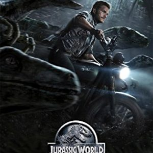Jurassic-World-Edicin-Metlica-edicin-exclusiva-Amazon-Blu-ray-0