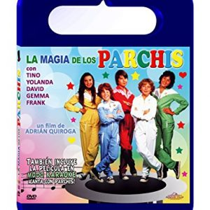 La-magia-de-los-Parchis-DVD-0