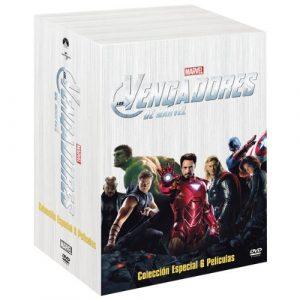 Los-Vengadores-Coleccin-6-pelculas-DVD-0