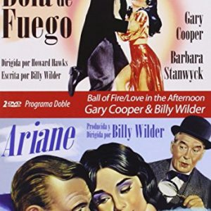 Programa-Doble-Gary-Cooper-Billy-Wilder-Bola-De-Fuego-Ariane-DVD-0