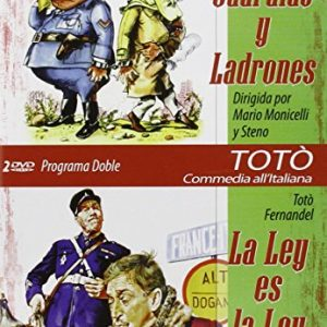 Programa-Doble-Tot-Comedia-A-La-Italiana-Guardias-Y-Ladrones-La-Ley-Es-La-Ley-DVD-0
