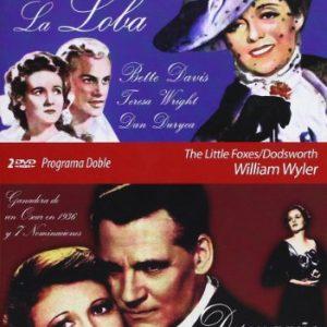 Programa-Doble-William-Wyler-La-Loba-Desengao-DVD-0