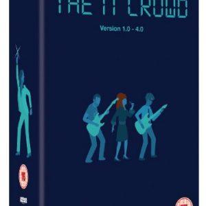 The-IT-Crowd-Complete-Series-1-4-Box-Set-Reino-Unido-DVD-0