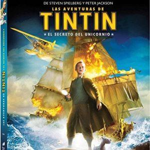 Tintin-El-Secreto-Del-Unicornio-Blr-3D-Blu-ray-0