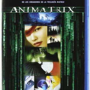 Animatrix-Blu-ray-0