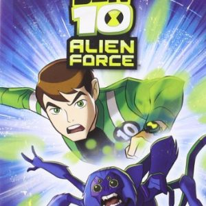 Ben-10-Alien-Force-Temporada-1-Volumen-2-DVD-0