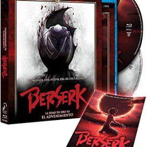 Berserk-III-Edicin-Coleccionistas-BD-DVD-Libro-Blu-ray-0
