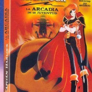 Capitn-Harlock-La-Arcadia-De-Mi-Juventud-DVD-0
