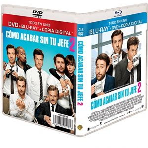 Cmo-Acabar-Sin-Tu-Jefe-2-BD-DVD-Copia-Digital-Blu-ray-0