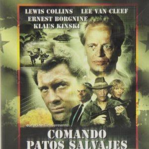 Comando-Patos-Salvaje-DVD-0