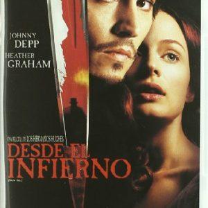 Desde-el-infierno-Edicin-1-Disco-DVD-0