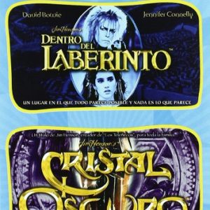 Doble-Diversion-Dentro-Del-Laberinto-Cristal-Oscuro-DVD-0