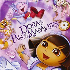 Dora-La-Exploradora-Dora-En-El-Pas-De-Las-Maravillas-DVD-0