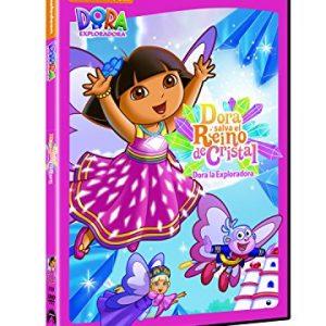 Dora-La-Exploradora-Dora-Rescata-El-Reino-De-Cristal-DVD-0