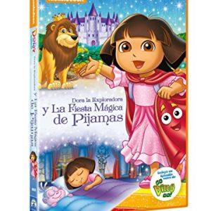 Dora-La-Exploradora-Y-La-Fiesta-Mgica-De-Pijamas-DVD-0