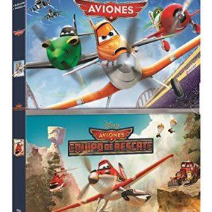 Duopack-Aviones-Y-Aviones-Equipo-De-Rescate-DVD-0
