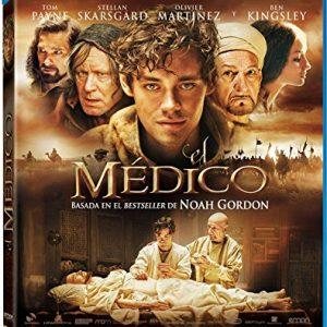 El-Mdico-DVD-BD-Blu-ray-0