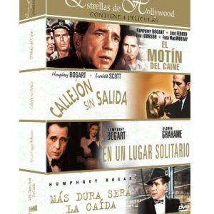 Estrellas-De-Hollywood-El-Motn-Del-Caine-Ms-Dura-Ser-La-Cada-Callejn-Sin-Salida-En-Un-Lugar-Solitario-DVD-0