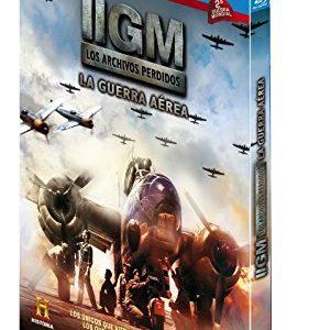 IIGM-Los-Archivos-Perdidos-La-Guerra-Area-Blu-ray-0
