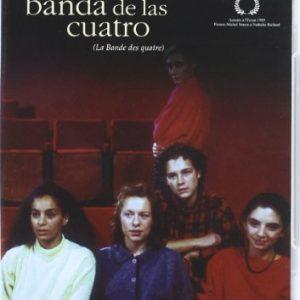 La-Banda-De-Las-Cuatro-DVD-0