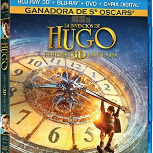 La-Invencin-De-Hugo-Superset-Bd-Combo-Bd-3D-Copia-Digital-Blu-ray-0