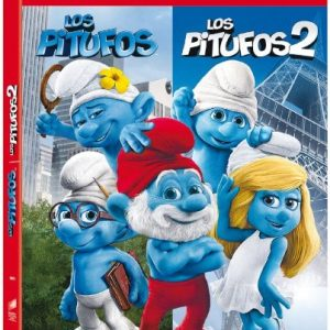 Los-Pitufos-1-2-Blu-ray-0