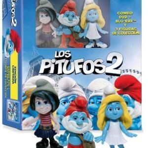 Los-Pitufos-2-BD-DVD-Incluye-Figuras-Blu-ray-0