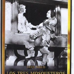 Los-Tres-Mosqueteros-1921-DVD-0