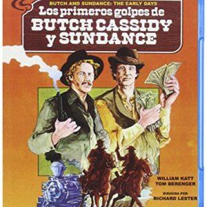 Los-primeros-golpes-de-Butch-Cassidy-y-Sundance-BD-Blu-ray-0