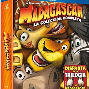 Madagascar-Triloga-Blu-ray-0