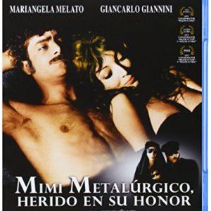 Mimi-Metalurgico-Herido-en-su-Honor-Blu-Ray-Blu-ray-0