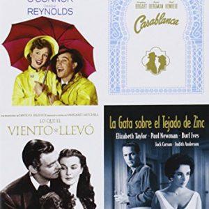 Pack-Casablanca-Lo-Que-El-Viento-Se-Llev-Doctor-Zhivago-La-Gata-Sobre-El-Tejado-De-Zinc-DVD-0