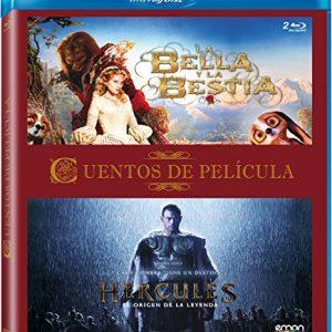 Pack-Cuentos-De-Pelcula-Hrcules-La-Bella-Y-La-Bestia-Blu-ray-0