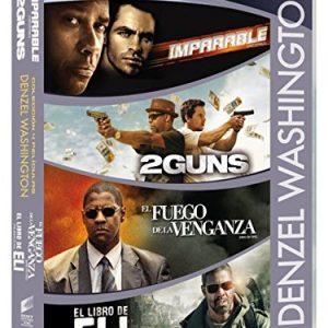Pack-Denzel-Washington-2-Guns-Imparable-El-Fuego-De-La-Venganza-El-Libro-De-Eli-DVD-0