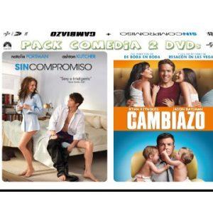 Pack-Duo-Sin-Compromiso-El-Cambiazo-DVD-0