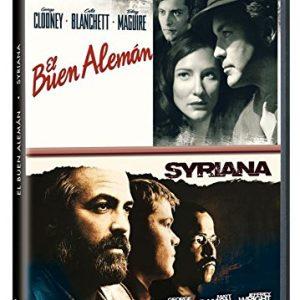 Pack-El-Buen-Alemn-Syriana-DVD-0
