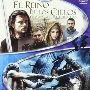Pack-El-Reino-De-Los-Cielos-El-Gua-Del-Desfiladero-2007-Blu-ray-0
