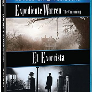Pack-Expediente-Warren-The-Conjuring-El-Exorcista-Blu-ray-0