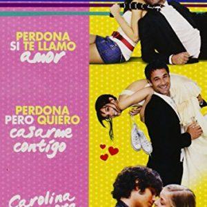 Pack-Federico-Moccia-Perdona-Si-Te-Llamo-Amor-Perdona-Pero-Quiero-Casarme-Contigo-Carolina-Se-Enamora-DVD-0