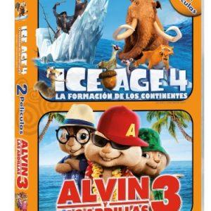 Pack-Ice-Age-4-Alvin-Y-Las-Ardillas-3-DVD-0