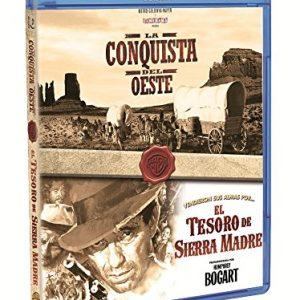 Pack-La-Conquista-Del-Oeste-El-Tesoro-De-Sierra-Madre-Blu-ray-0