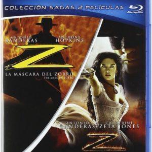 Pack-La-Mascara-Del-Zorro-La-Leyenda-Del-Zorro-Blu-ray-0