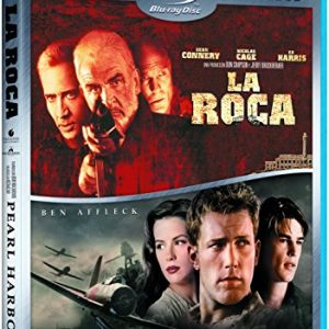 Pack-La-Roca-Pearl-Harbor-Blu-ray-0