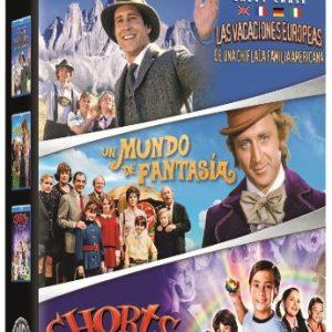 Pack-Las-Vacaciones-Europeas-De-Una-Chiflada-Familia-Americana-Un-Mundo-De-Fantasa-Shorts-La-Piedra-Mgica-Blu-ray-0