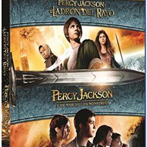 Pack-Percy-Jackson-Y-El-Ladrn-Del-Rayo-Percy-Jackson-Y-El-Mar-De-Los-Monstruos-Blu-ray-0