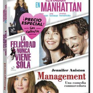 Pack-San-Valentn-Tentacin-En-Manhattan-La-Felicidad-Nunca-Viene-Sola-Management-DVD-0