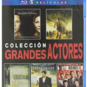 Pack-Seven-Troya-El-Asesinato-De-Jesse-James-Oceans-13-El-Curioso-Caso-De-Benjamin-Button-Blu-ray-0