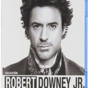 Pack-Sherlock-Holmes-Sherlock-Holmes-2-Salidos-De-Cuentas-Kiss-Kiss-Bang-Bang-Zodiac-Blu-ray-0